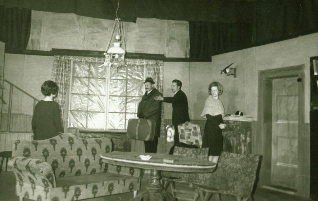 Jaka Jeršič, Agathe Christie, Mišolovka, 1970-71