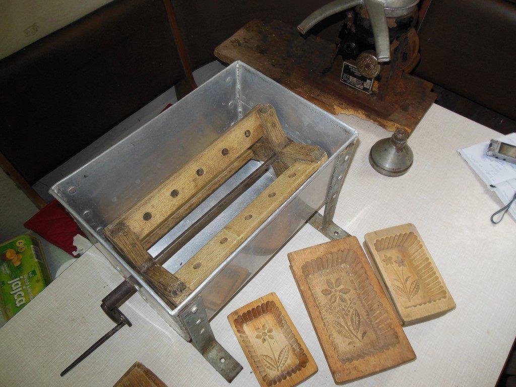 Mašina za izdelovanje masla